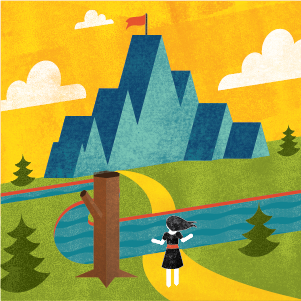 Pathway Illustration-01