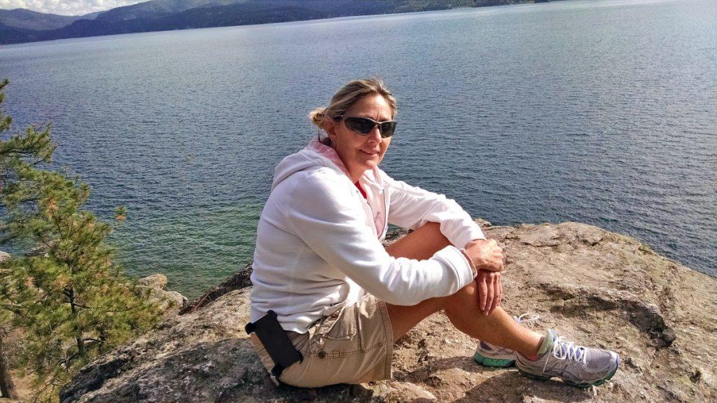 Julie in Idaho