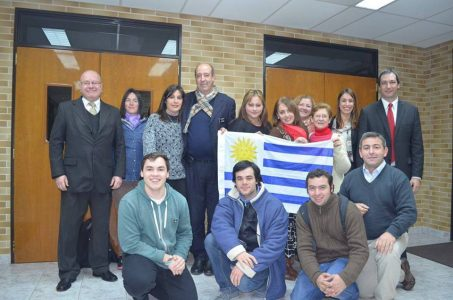 Students in Uruguay feel blessed to have Pathway in their country.