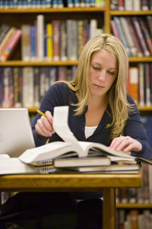 BYU-Idaho Student Studies in Library