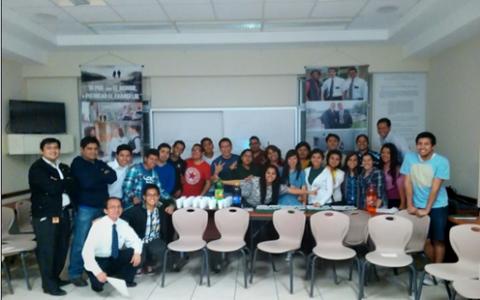 Lima San Juan Gathering