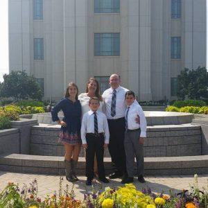 Amanda Hayes Family Temple